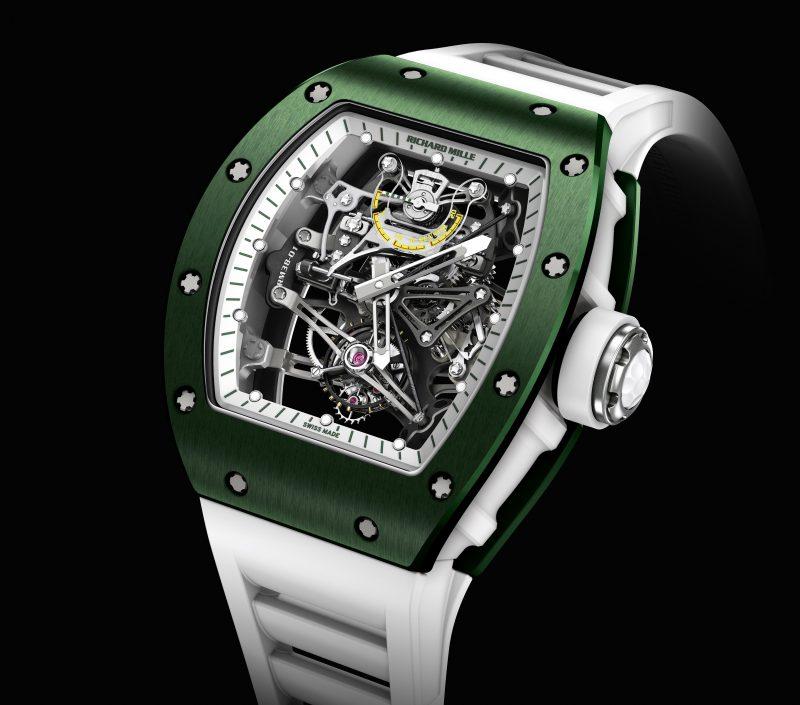リシャール・ミル 腕時計